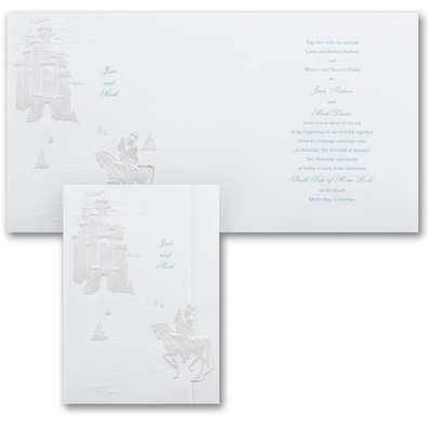 Fairytale Invitations